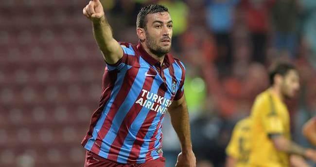 Belkalem'in Trabzonspor macerası sona erdi