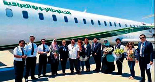Irak Havayolları Antalya'ya uçuyor