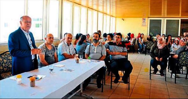Şeboy: Üretim için istikrara devam