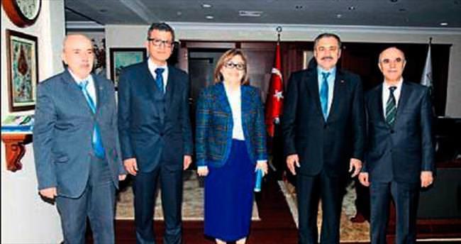 Gaziantep'in suyu Düzbağ'dan gelecek
