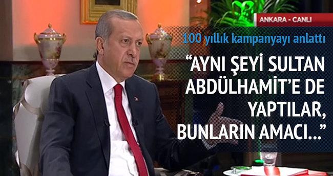 Erdoğan'dan New York Times değerlendirmesi