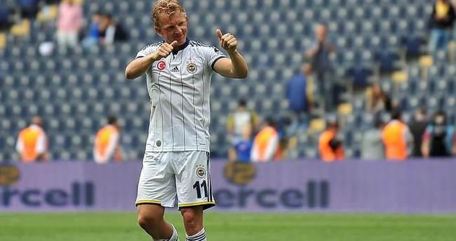 Türk futbolundan Dirk Kuyt geçti