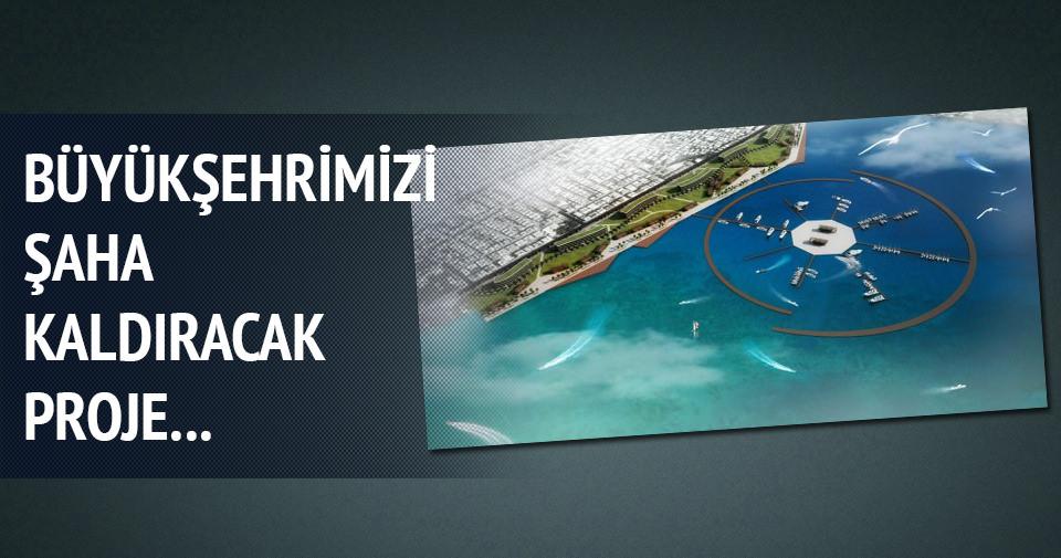 Antalya'yı şaha kaldıracak projeler geliyor