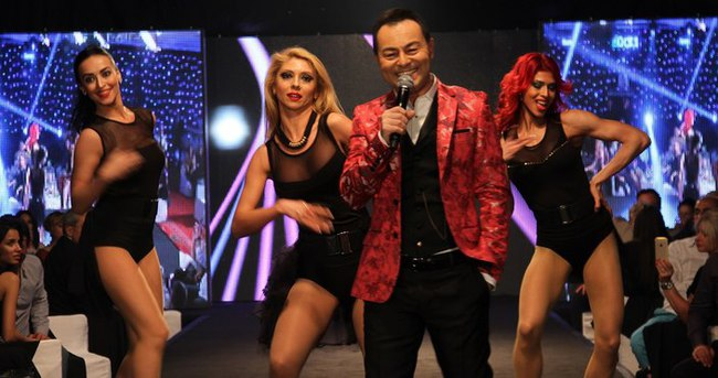 Serdar Ortaç: Dansçı kızlara yaklaşamıyorum