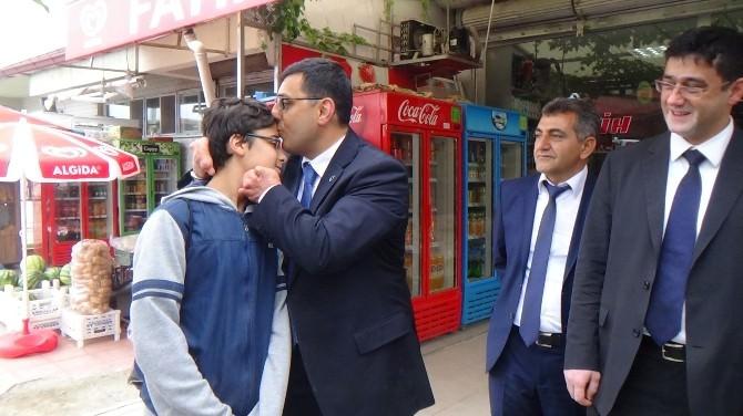 """Bayram; """"Nasıl Şahısların Avukatı Olduysam Erzincan'ımın Da Avukatı Olacağım"""""""