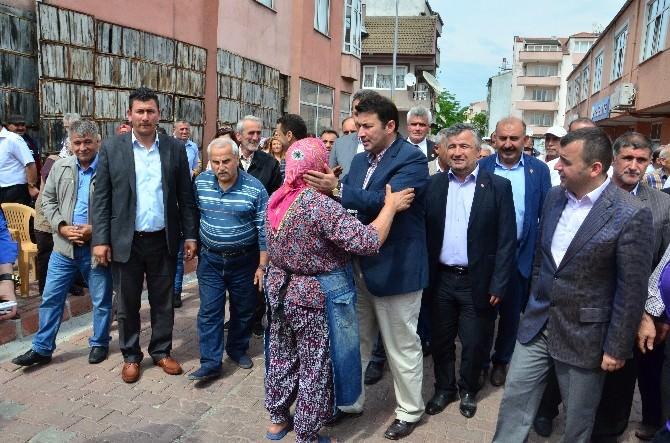 Filyos'a 200 Bin Nüfuslu Şehir Kurulacak