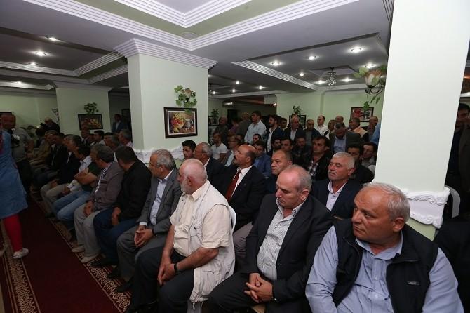 Başkan Toçoğlu STK Temsilcileri İle Bir Araya Geldi