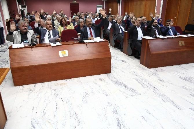 Odunpazarı Belediyesi Olağan Meclis Toplantısı
