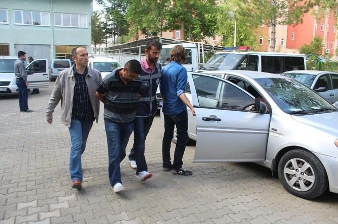 Karaman'da Eroin Şebekesine 4 Tutuklama