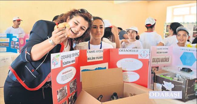 Bilim köy okullarına taşınıyor