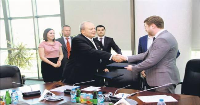 ASO ile Rusya arasında işbirliği