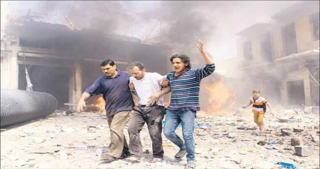Rejim varil yağdırmaya devam ediyor: 24 ölü