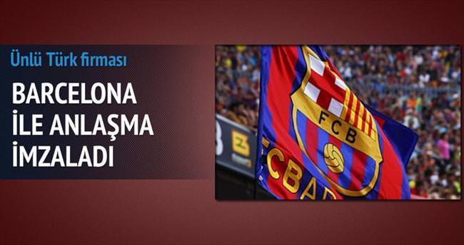 Lassa FC Barcelona'ya adını yazdırdı