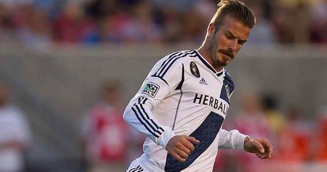 Beckham'dan FIFA'ya eleştiri