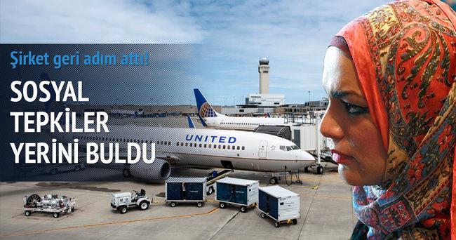 Başörtülü kadına ayrımcılık yapan havayolu şirketi özür diledi