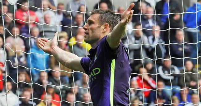 James Milner bedavaya Liverpool'da