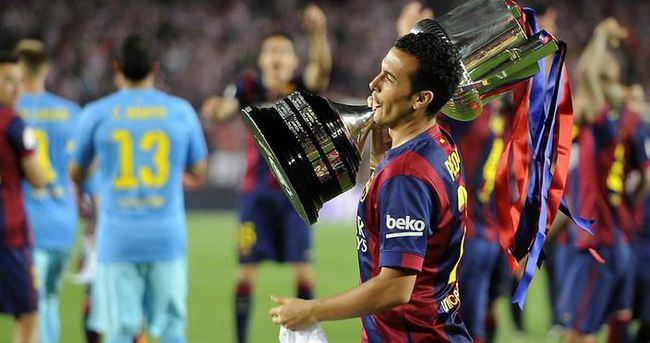 Pedro, Barcelona'da kalıyor