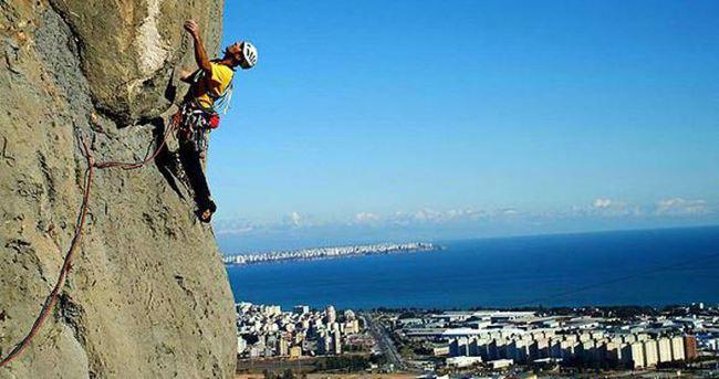 Türkiye'nin ilk dağcılık okulu