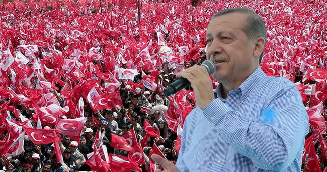 Erdoğan: Bunlar kandan besleniyor
