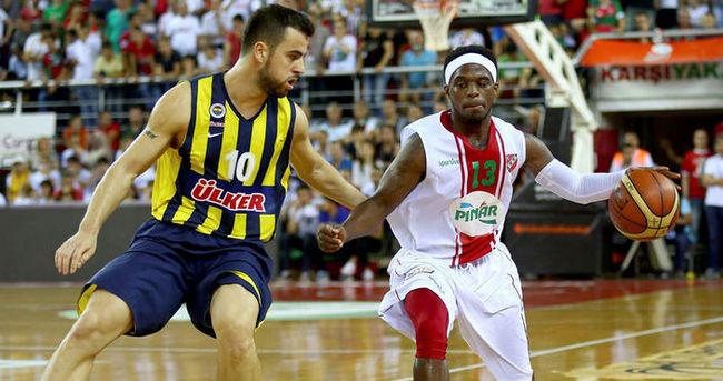 Karşıyaka Fenerbahçe'yi uzatmada devirdi