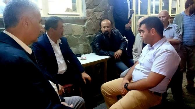 AK Parti Balıkesir Milletvekili Ali Aydınlıoğlu'ndan Edremit'e Hastane Müjdesi