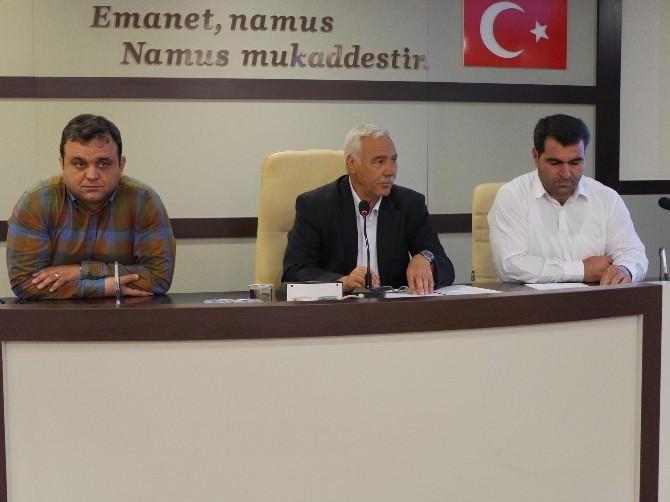 Haliliye Belediye Meclisi Dördüncü Birleşimi Tamamlandı
