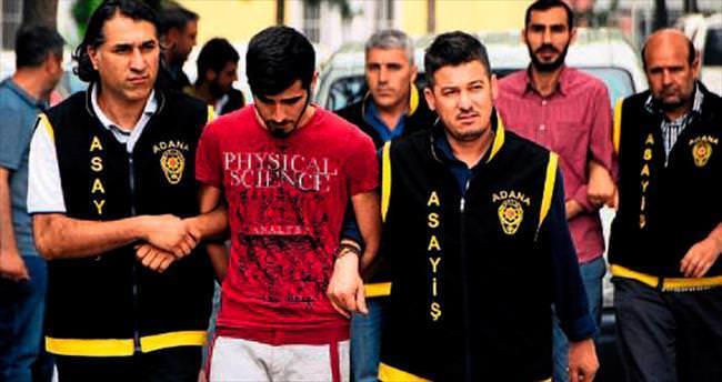 Adana'da eterli gaspçılar tutuklandı