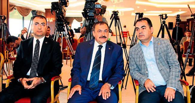 İzmir'i hep birlikte ayağa kaldıracağız