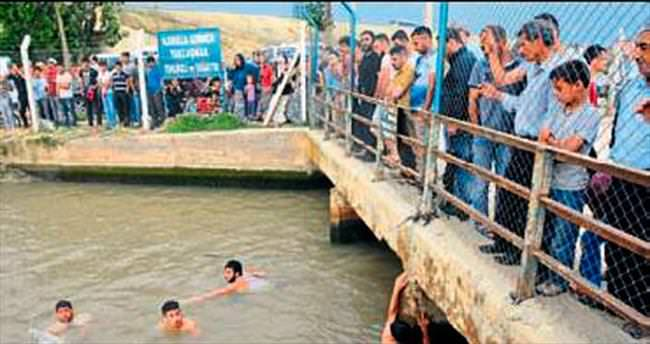 Sulama kanalına düşen çocuk öldü