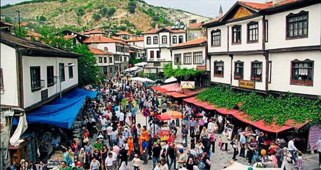 Beypazarı festivale hazırlanıyor