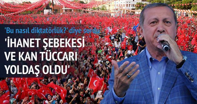 'Karşımızdaki, eski Türkiye koalisyonu'