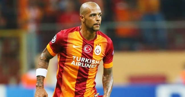 Galatasaray'a Felipe Melo şoku