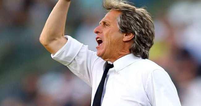 Jorge Jesus Sporting Lizbon'da