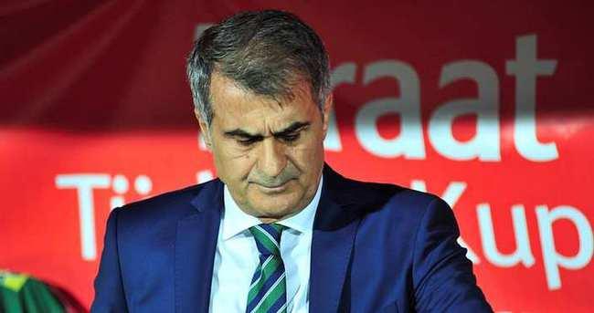 Beşiktaş, Şenol Güneş için girişimlere başladı