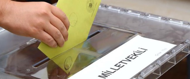 YSK'dan seçim yasağı değişikliği