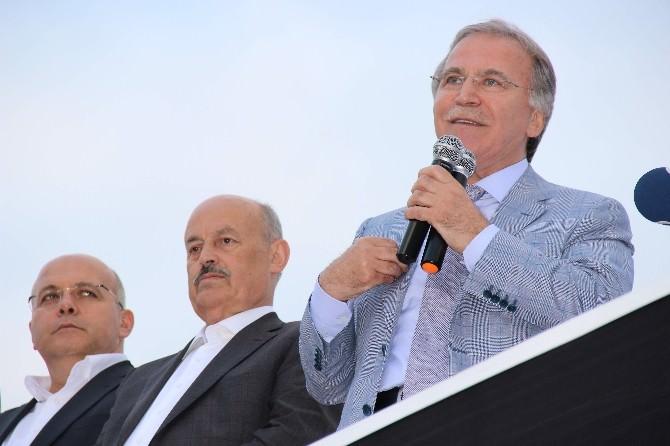 """AK Partili Şahin: """"Umutları HDP Ve Eş Genel Başkanı Selahattin Demirtaş"""""""