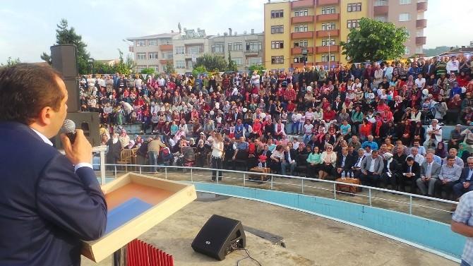 AK Parti Trabzon Milletvekili Adayı Muhammet Balta: