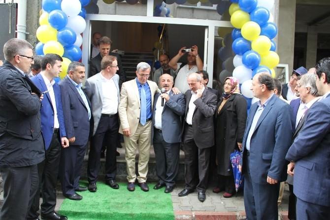 Akyazı Belediyesi Amatör Spor Kulüpleri Lokali Açıldı