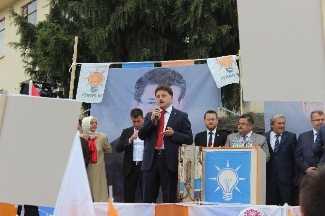 AK Parti'nin Osmaneli Mitingi