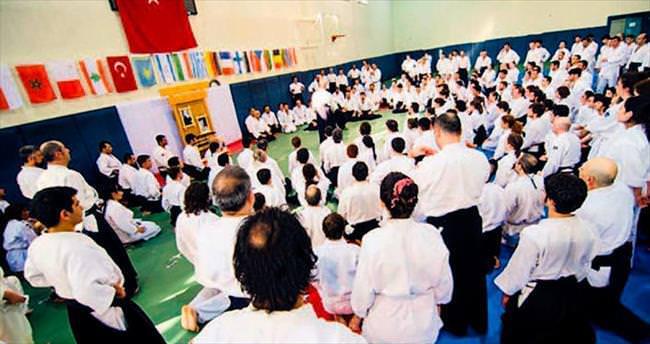 Aikido festivali başlıyor