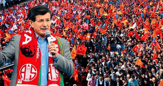 Antalya büyük buluşmaya hazır