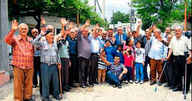 Aydın, Manavgat'ta 106 mahalleyi gezdi