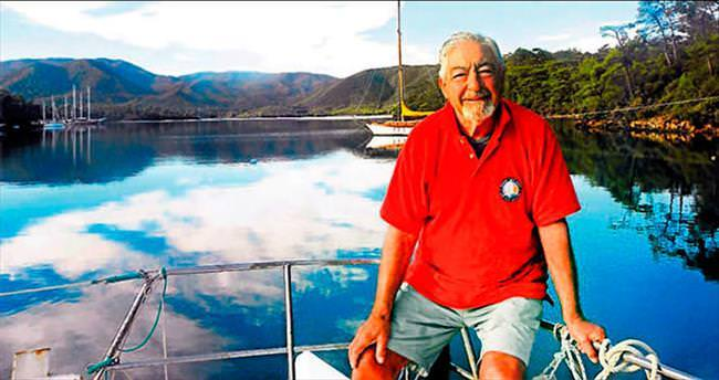 Efsane denizci hayata veda etti