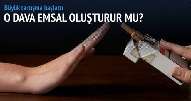 Sigara yılda 100 bin kişiyi öldürüyor, dava açılabilir