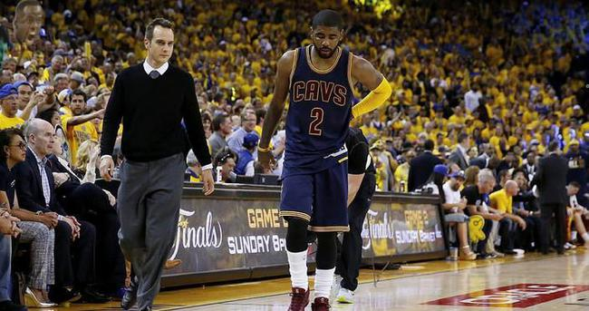 Cavaliers Irving'i kaybetti