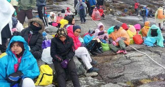 Malezya'da 6 büyüklüğünde deprem