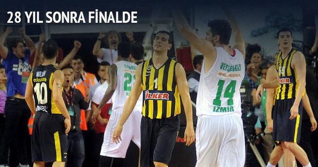 Fenerbahçe Ülker elendi