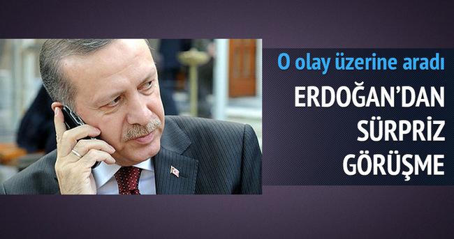 Erdoğan, Suudi Arabistan Kralı ile görüştü