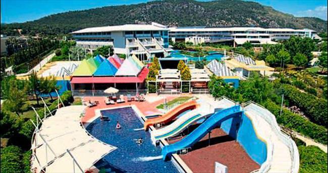 Çocuklar için tatil cenneti