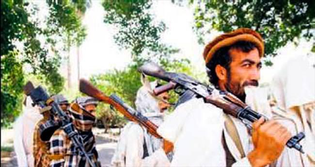 Afganistan'da 96 militan öldürüldü